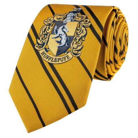 Harry Potter Kids Tie Hufflepuff New Edition