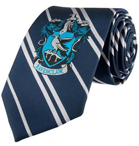 Harry Potter Tie Ravenclaw Crest New Edition