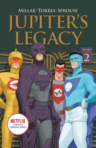 Jupiter's Legacy Vol 2
