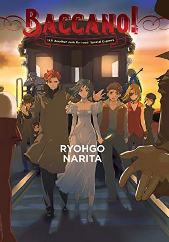 Baccano Light Novel 14
