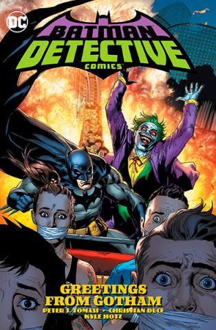 Batman Detective Comics Vol 3: Greetings from Gotham
