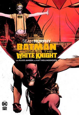 Batman Curse of the White Knight
