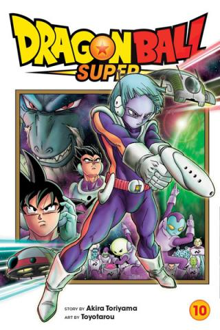 Dragon Ball Super Vol 10