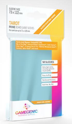 Tarot Prime Sleeves 73x122mm