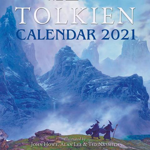 The Tolkien Official Calendar 2021