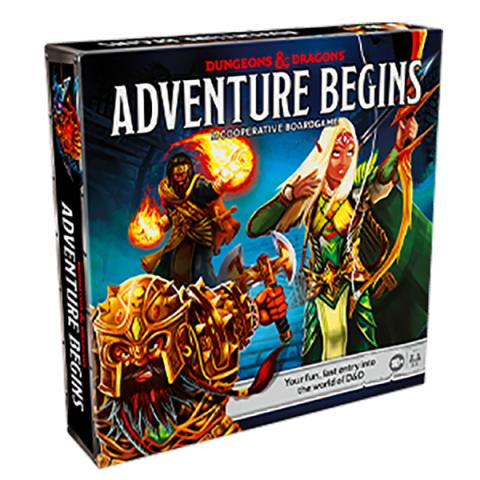 Dungeon & Dragons - Adventure Begins
