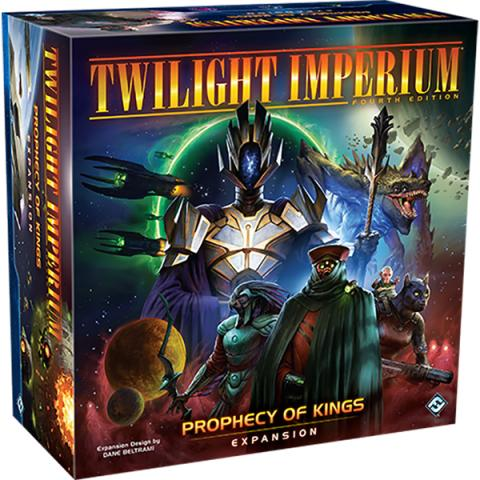 Prophecy of Kings Expansion