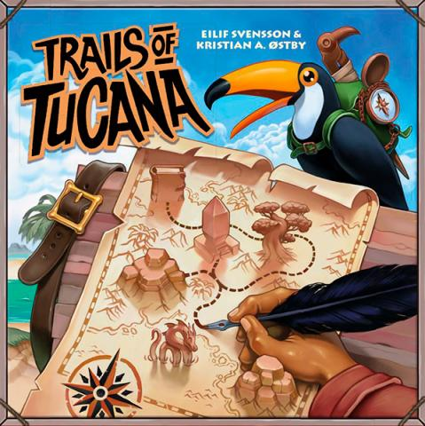 Trails of Tucana (Nordic)