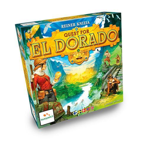 The Quest for El Dorado (Nordic)