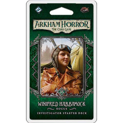 Winifred Habbamock Investigator Starter Deck