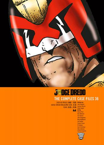 The Complete Case Files 36