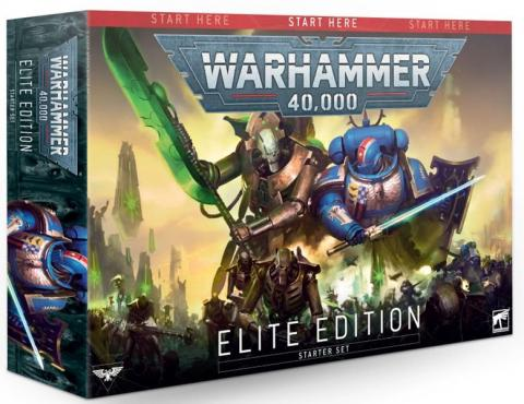 Warhammer 40.000 Elite Edition