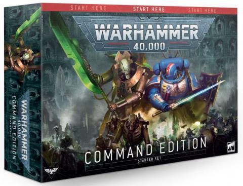 Warhammer 40.000 Command Edition