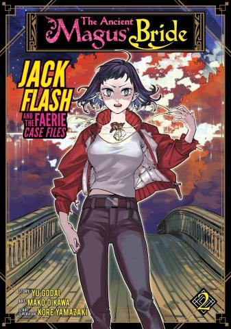 Jack Flash and the Faerie Case File Vol 2