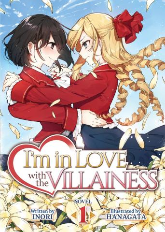 I'm in Love with the Villainess Light Novel Vol 1
