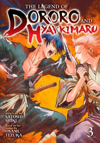 The Legend of Dororo and Hyakkimaru Vol 3