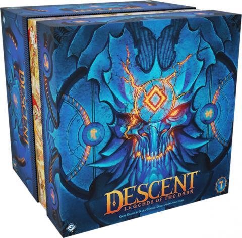 Descent: Legends of the Dark Core Game