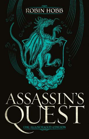 Assassin's Quest (Illustrated Edition)