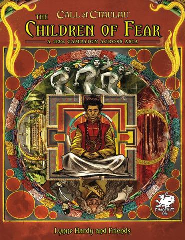The Children of Fear - A 1920s Campaign Across Asia