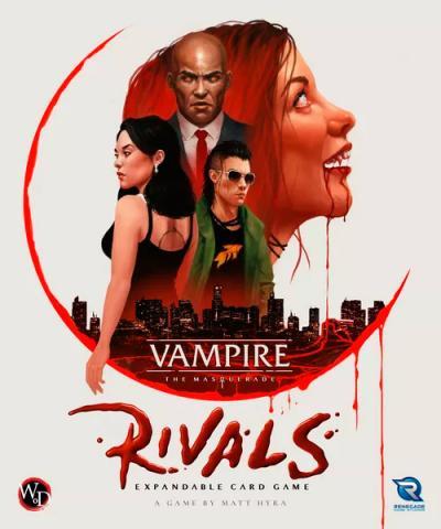 Vampire The Masquerade Rivals ECG Core Set