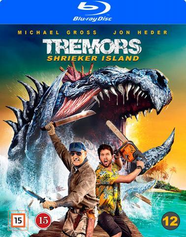 Tremors 7: Shrieker Island