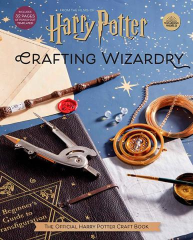 Crafting Wizardry: The Official Harry Potter Craft Book