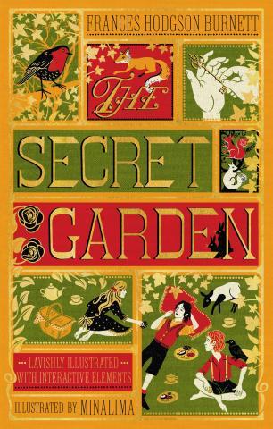 The Secret Garden (Minalima Edition)