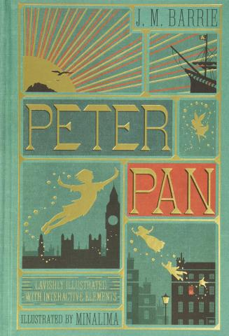 Peter Pan (Minalima Edition)