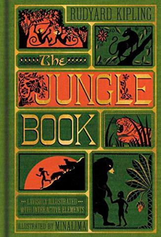 The Jungle Book (Minalima Edition)