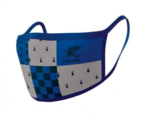 Harry Potter Face Covering 2-Pack Ravenclaw