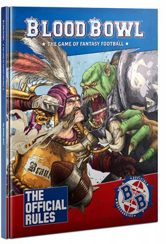 Blood Bowl - The Rulebook