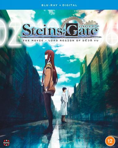 Steins; Gate: The Movie - Load Region of Déjá Vu