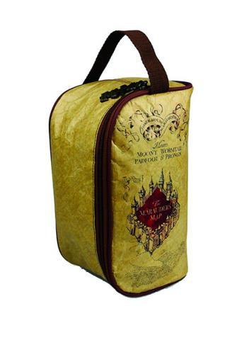 Marauder's Map Wash Bag