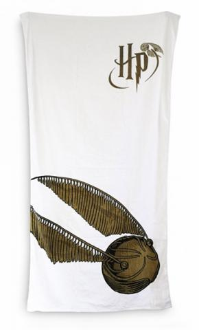 Golden Snitch Towel
