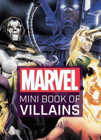 Mini Book of Villains