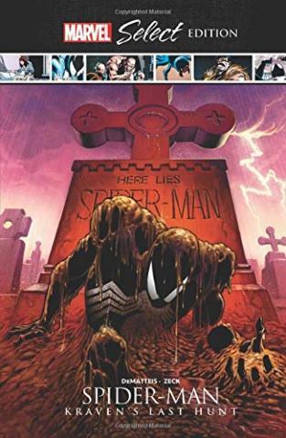 Kraven's Last Hunt Marvel Select Editions