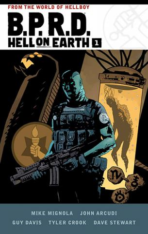 BPRD: Hell on Earth Vol 1