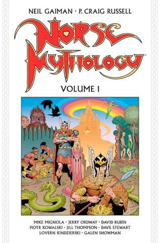 Norse Mythology Vol 1