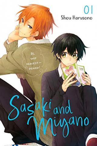 Sasaki and Miyano Vol 1