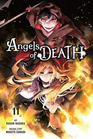Angels of Death Vol 11