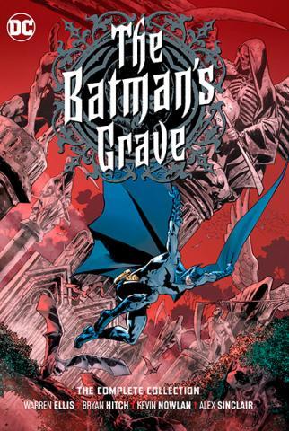 The Batman's Grave Complete Collection
