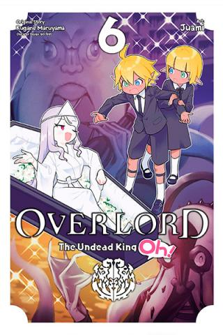 Overlord: The Undead King Oh Vol 6