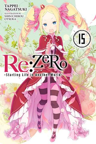 Re: Zero Light Novel 15