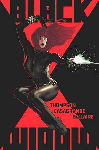 Black Widow by Kelly Thompson Vol 1: The Ties That Bind