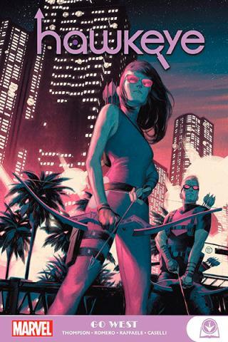 Hawkeye: Go West