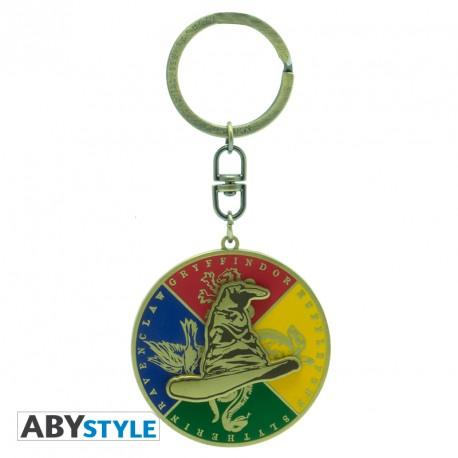Sorting Hat Moving Keychain