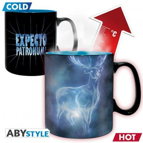 Patronus Heat Change Mug 460ml