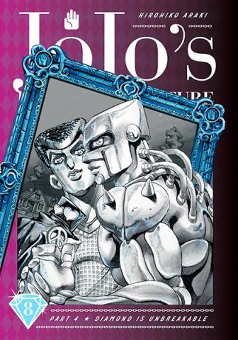 Jojo's Bizarre Adventure Diamond is Unbreakable Vol 8