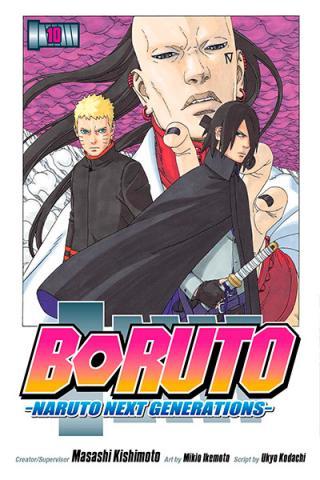 Boruto: Naruto Next Generation Vol 10