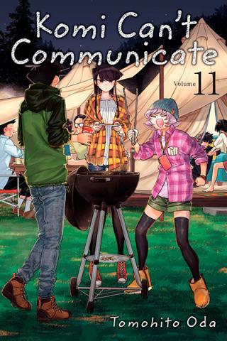 Komi Can't Communicate Vol 11
